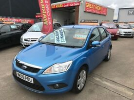 Ford Focus 1.6 Style Full Service History 12 Months Mot 3 Months Warranty