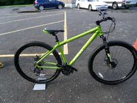 Mtrax Graben 29er Mountain Bike Brand New Disk Brakes Lockout Forks Fully Built