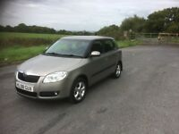 Skoda Fabia 19Diesel FullVWHistory Cambelt change Just had Service and new brakes recently
