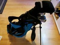 Junior left handed golf clubs
