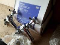 NEW WICKS CONSTANCE BATH TAPS