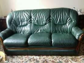 Sofa and chairs
