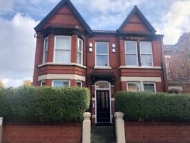 Cheltenham Avenue, Liverpool L17 - Two bed fully furnished apartment to let - utilities and wifi inc