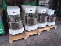 NEW 20 LT DOUGH MIXER CATERING COMMERCIAL FAST FOOD BAKERY PIZZA TAKE AWAY KITCHEN PATISSERIE SHOP