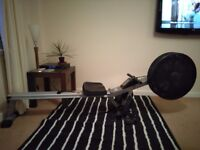Rowing Machine (V-Fit Air Rower AR1)