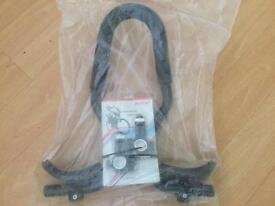 BCCN Triathlon Handlebar extensions, brand new and sealed.