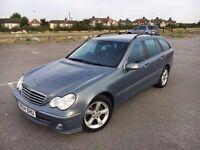Mercedes-Benz C Class 2.1 C220 CDI,AUTOMATIC, Avantgarde,2 OWNERS,FULL SERVICE,2 KEYS.HPI CLEAR