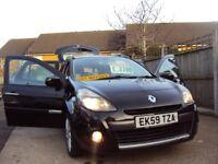 Renault Clio Dynamique 16v Sport Tourer/Estate – 1.2L Petrol – ONE FORMER KEEPER - £2,299