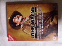 John Wayne, Peaky Blinders G +S dvd sets