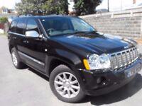 ***2006 Jeep Cherokee Overlander Auto***