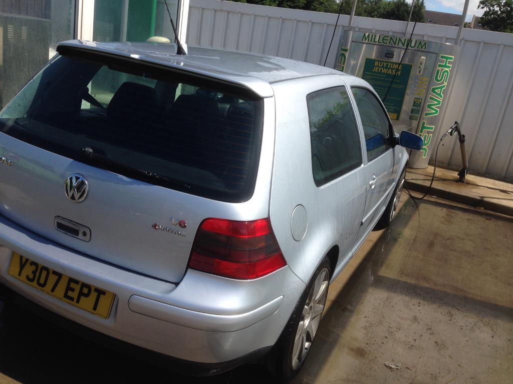 Golf v6 4motion 12month mot cash or swap