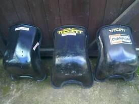Kart racing seats