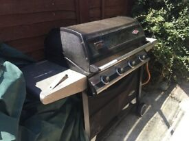 Gas bbq large Beefeater Discovery 1000