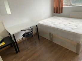Double room available right now near city