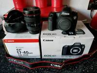 Canon EOS 6D Full Frame DSLR - Immaculate - Body Only