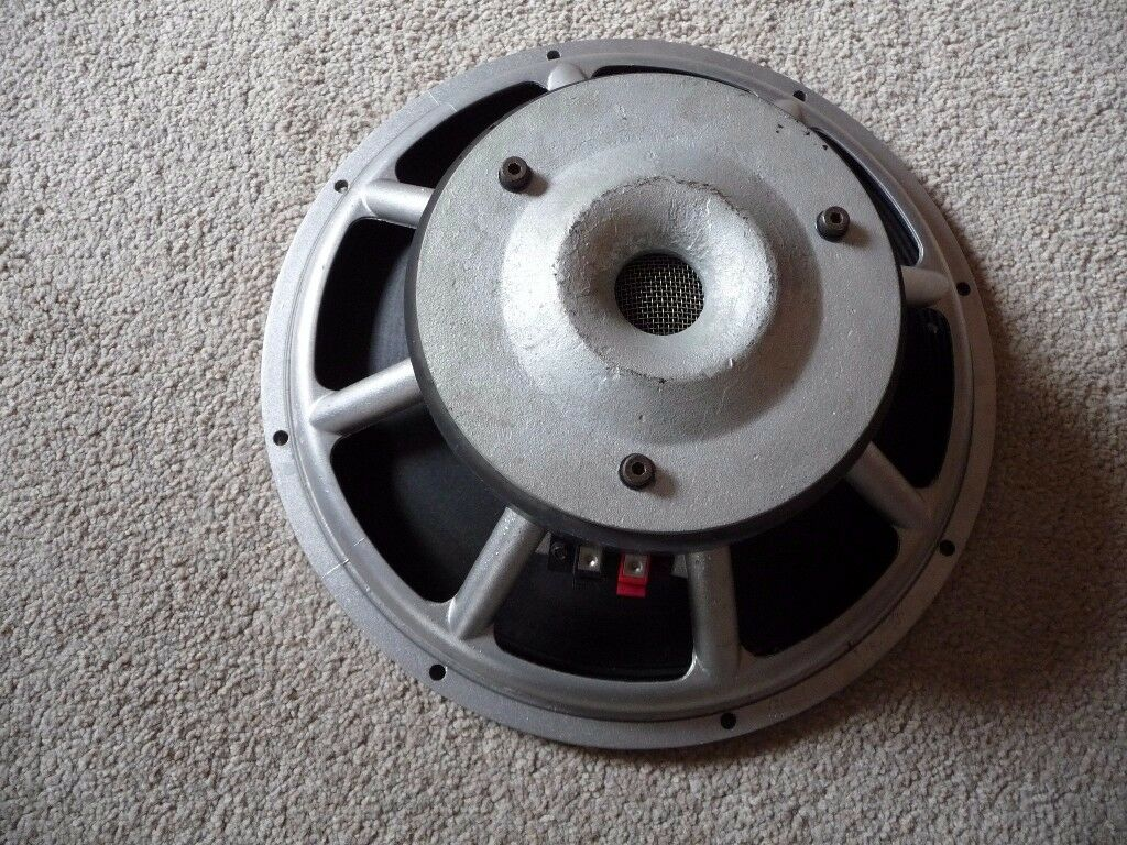 Speaker Peavey Black Widow 15 inch loudspeaker drive unit
