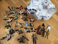 Star Wars Millennium Falcon Hasbro