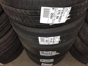 235/65/17 Kumho Solus KL-21 *Allseason Tires*