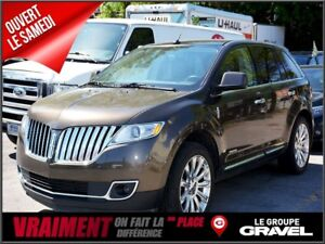 2011 Lincoln MKX TOIT OUVRANT 8MAGS 8 PNEUS