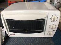 Mini Table Top Portable Oven Broiler bininett H-3101 H-3102 BRAND NEW