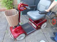 shoprider mobilty scooter bargain £50