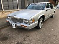 cadillac sedan deville 1990 V8 4.5L petrol