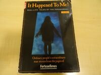 It happened to me! Real life tales of the paranormal - Paperback book