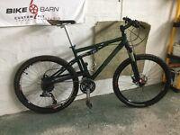 Santa Cruz Superlight Mountain Bike (medium)