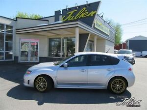 2010 Subaru Impreza WRX STi Sport-tech Package w/Gold Wheels