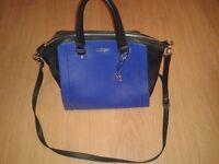 Fiorelli Cobalt Blue Kenzie tote bag