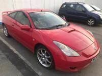 2004 Toyota Celica VVTI MOT. LEATHER. FREE INSURANCE
