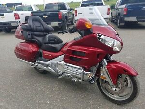 Honda goldwing GL 800 2003