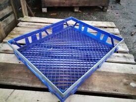 Plastic Bread baskets / trays