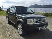 Land Rover discovery 3 2.7lt tdv6