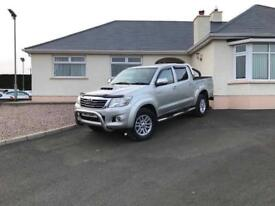 2012 Toyota Hilux 3.0 D4D Invincible manual fully loaded mint condition
