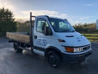 IVECO DAILY 2.3 HPI 2003 DROPSIDE