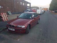 BMW 320D SE 2001REG FULL SERVICE HISTORY FOR SALE