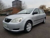 2004 Toyota Corolla 1.4 | 1 Owner from New, 11months MoT