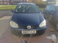 SELL OR SWAP VW GOLF 1.4 TSI FANTASTIC CONDITION