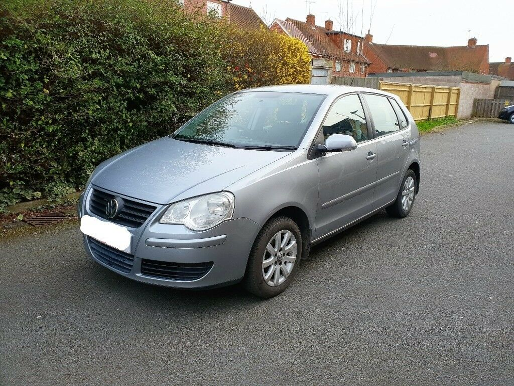 Volkswagen VW Polo 1.4 16V SE 75 5dr Hatchback 2005 05 Petrol Manual  Economical