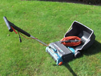 Black & Decker Electric Lawn Raker/Scarifier