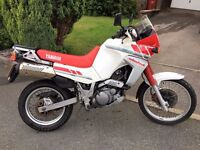 Yamaha XTZ 660 Tenere, 1993 White/red,