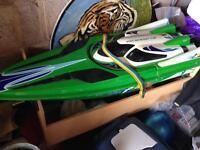 "Speed boat 45"" darter king high performance"