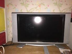 Wharf dale HD flat screen TV 27 inch