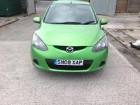 2008 08reg Mazda 2 TS2 1.3 Petrol ideal first car