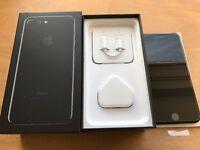 iPhone 7 Plus 128GB Jet Black Brand New In Box