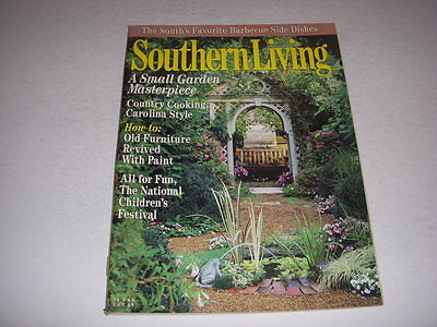 SOUTHERN LIVING Magazine, June, 1997, BARBECUE SIDE DISHES, COUNTRY COOKING!