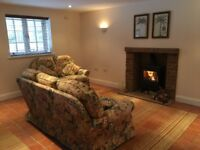 New refurb character one double bedroom detached house, quiet private courtyard, communal garden