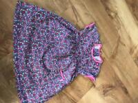 Jo Jo Maman Bebe dress, age 2-3