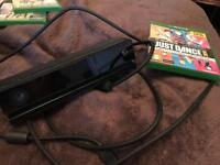 Xbox one Kinect and just dance game